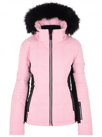 Womens Zeta Surftex Ski Jacket Pink