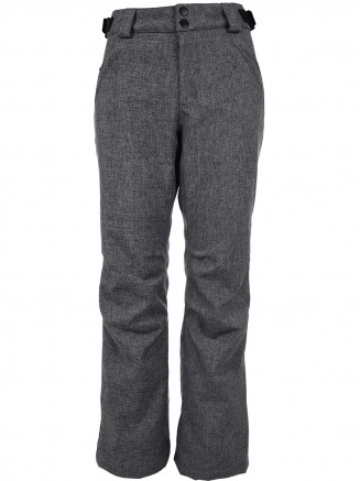 Womens Flo Surftex Ski Pant Grey