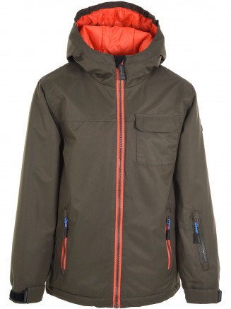 Boys Yoshi Surftex Jacket Green