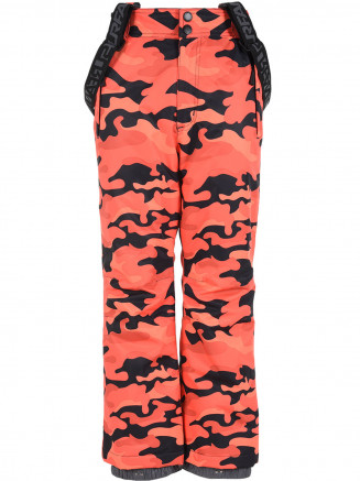 Boys Dynamo Surftex Pant Orange