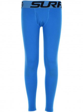 Boys Bodyfit Long Johns Blue