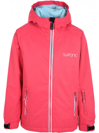 Girls Blossom Surftex Jacket Pink