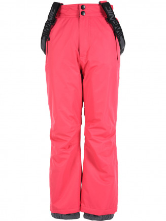 Girls Sparkle Surftex Pant Pink