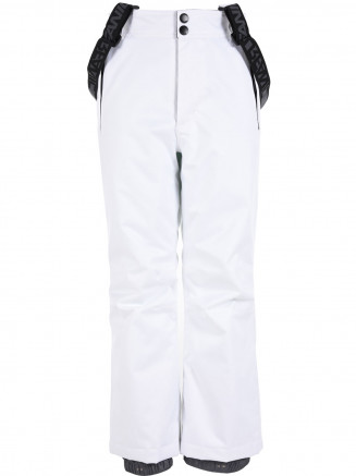 Girls Ice Surftex Pant White