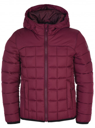 Girls Foxy Padded Jacket Pink