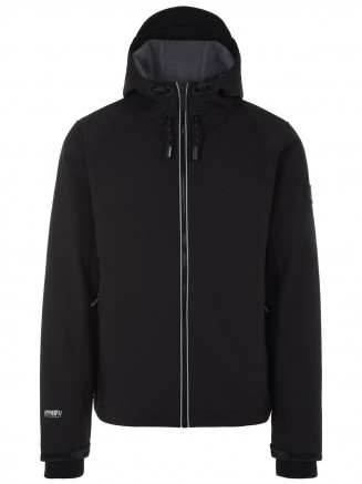 Mens Hornet Softshell Black