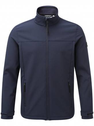 Mens Feizor Softshell Jacket Blue