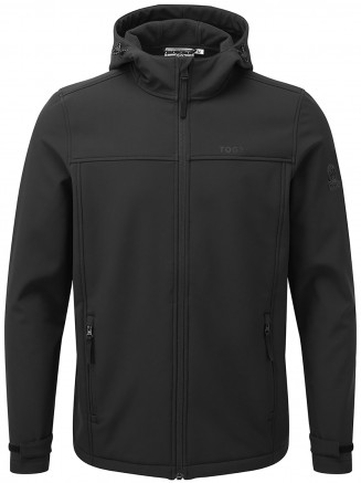 Mens Feizor Softshell Hoody Black