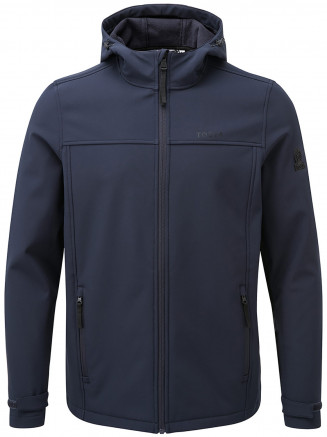 Mens Feizor Softshell Hoody Blue
