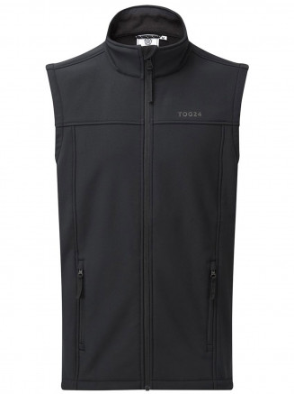 Mens Feizor Softshell Gilet Black