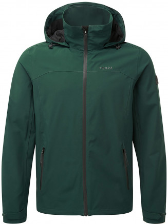 Mens Sykes Performance Waterproof Jacket Green