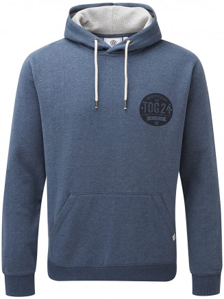 Mens Macoy Hoody Grey