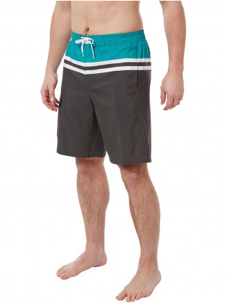 Mens Harrison Swimshorts Grey