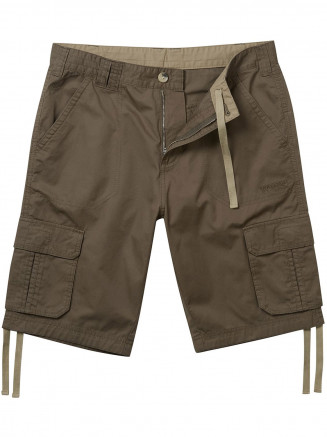 Mens Kalahari Cargo Shorts Green