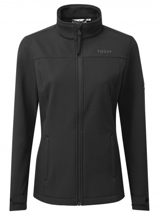 Womens Keld Softshell Jacket Black