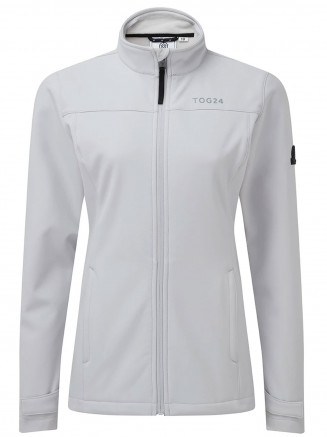 Womens Keld Softshell Jacket Grey