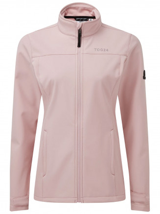 Womens Keld Softshell Jacket Pink