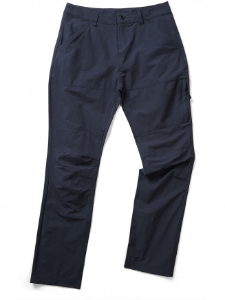 Womens Hall Performance Trousers Blue