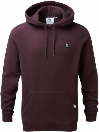 Mens Akerman Hoody Red