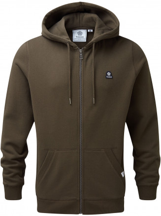 Mens Alden Hoody Green