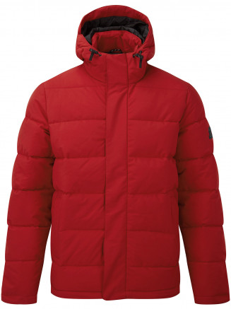 Mens Askham Insulated Jacket Red