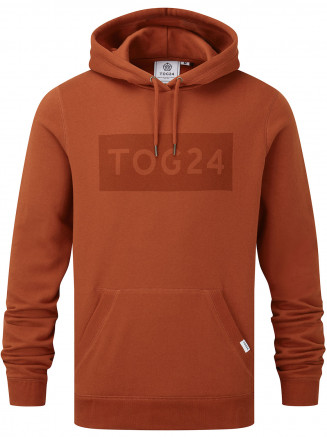 Mens Sampson Hoody Orange