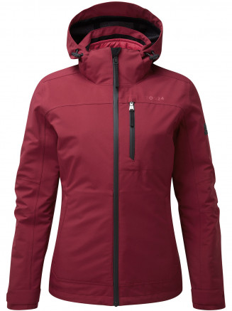 Womens Beverley Waterproof 3-in-1 Jacket Pink