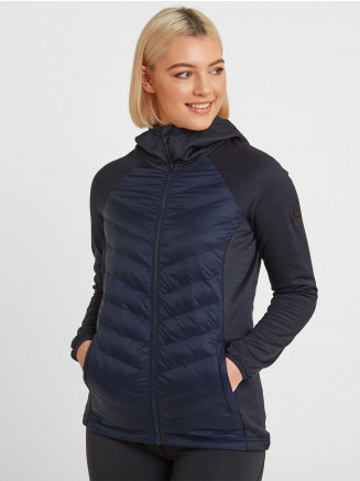 Womens Adwell Jacket Blue