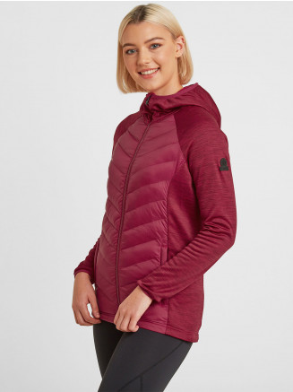 Womens Adwell Jacket Pink