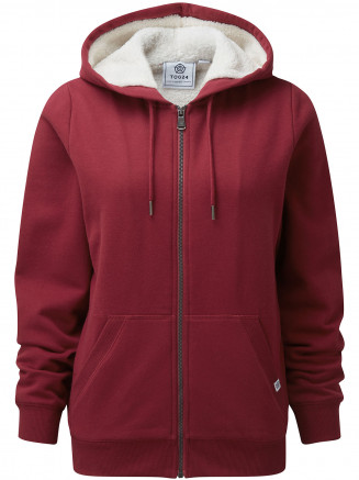 Womens Finch Hoody Pink