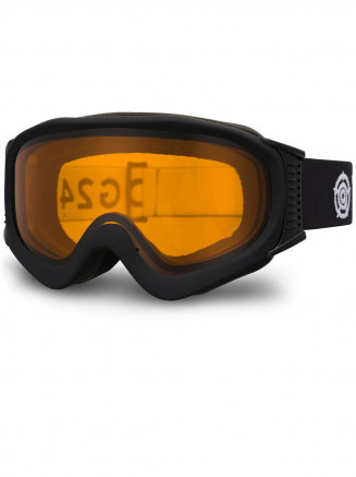 Mens Womens St Anton Cat 2 Lens Goggles Black