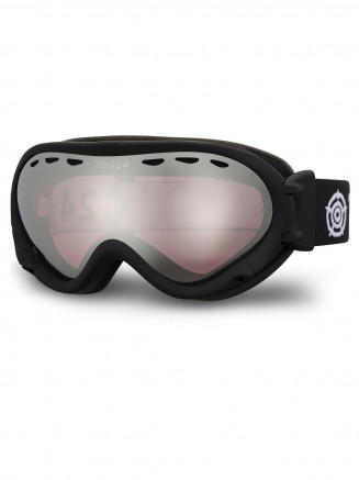 Mens Womens Lech Cat 3 Lens Goggles Black