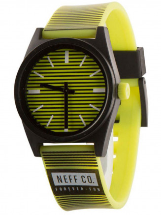 Mens Womens Daily Watch Green