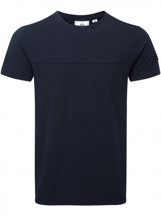 Mens Dexter Drirelease Wool T-shirt Grey