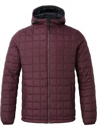Mens Loxley Tcz Thermal Jacket Red