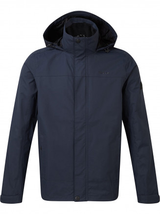 Mens Thorne Milatex Jacket Blue