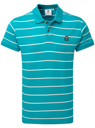 Mens Alfie Polo Blue