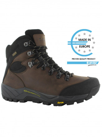 Mens Altitude Pro Rgs WP (Waterproof) Boots Brown