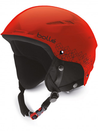 Boys B-rent Junior Helmet Red