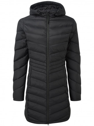 Womens Bramley Down Jacket Black