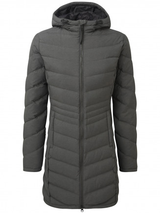 Womens Bramley Down Jacket Grey
