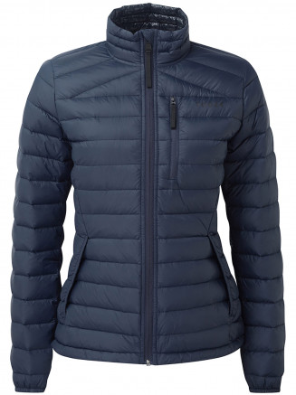 Womens Prime Down Jacket Blue