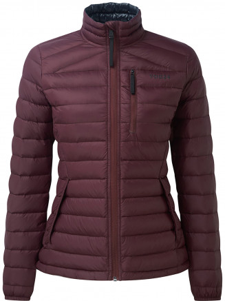 Womens Prime Down Jacket Red