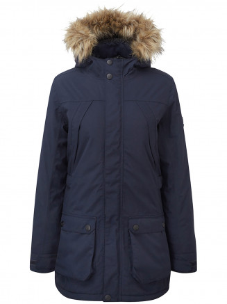 Womens Superior Milatex Jacket Blue