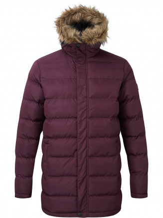 Mens Worth Tcz Thermal Jacket Red