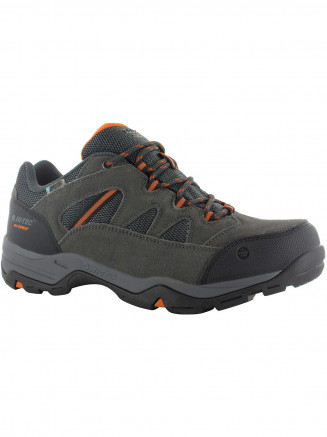 Mens Hi-tec Bandera Ii Low Wp Grey