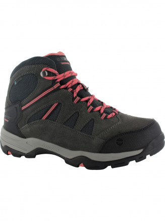 Womens Hi-tec Bandera Ii Wp Grey