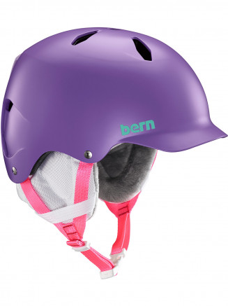 Boys Bandito Helmet With Liner Purple