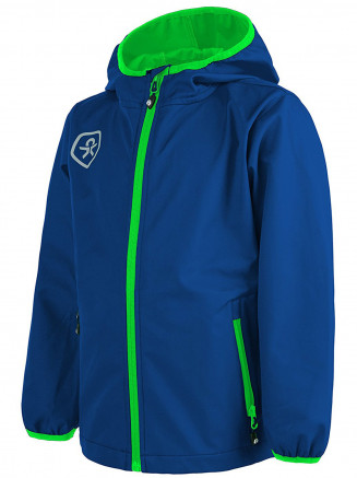 Kids Barkin Softshell Blue