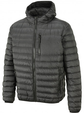 Mens Polar Jacket Grey